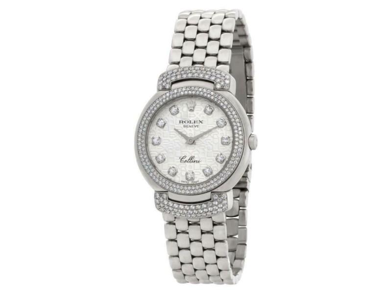 Rolex Cellini 6673 Gold 26.0mm Women's Watch