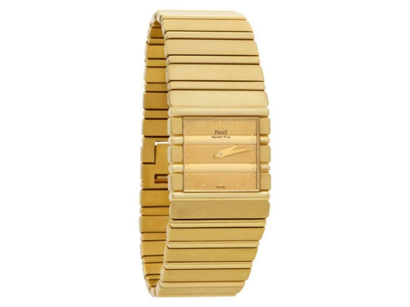 Piaget Polo 7131 C 7 Gold 22.0mm  Watch
