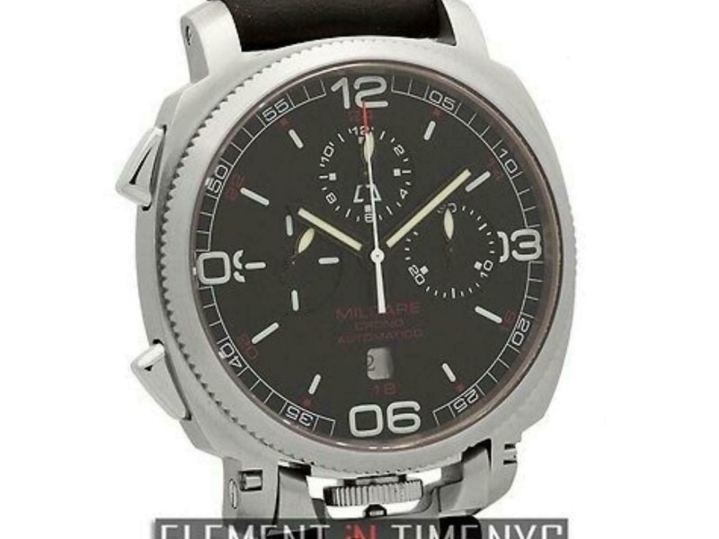 Anonimo Militare 2007 Steel 43.0mm  Watch