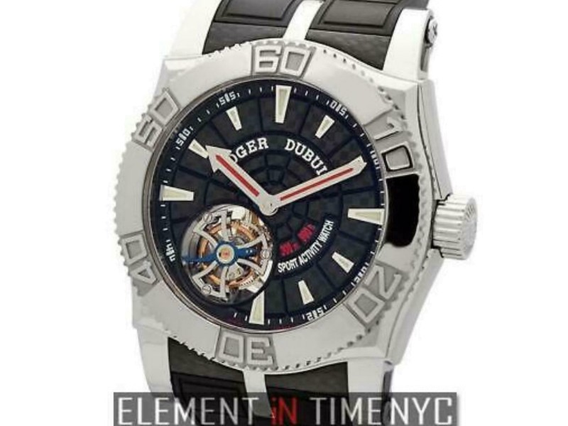 Roger Dubuis Easy Diver SE48029/ Steel 48.0mm  Watch