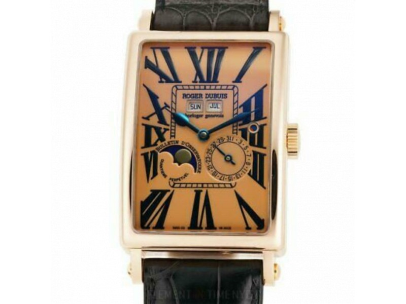 Roger Dubuis Much More M34 57 3 Gold 34.0mm  Watch