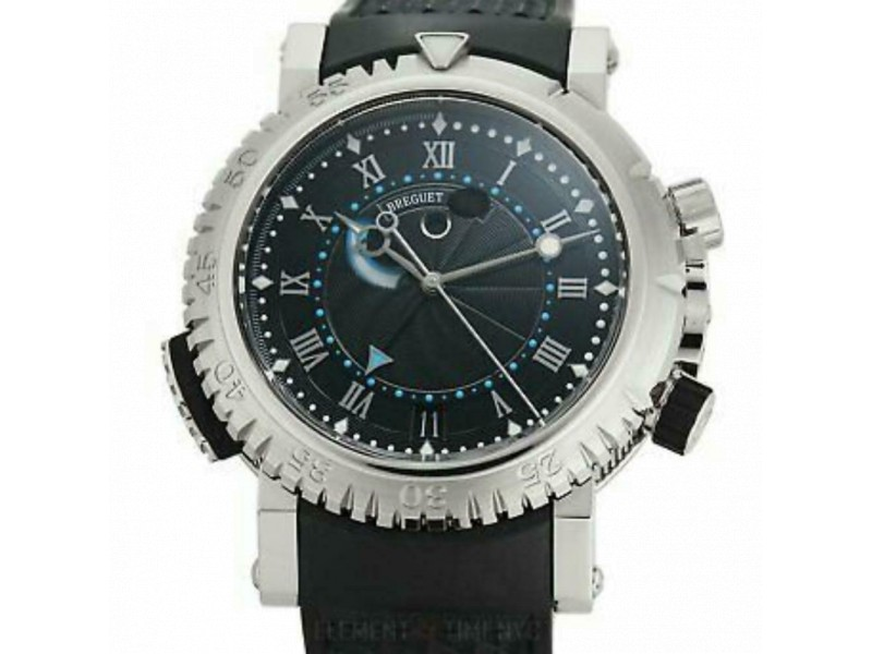 Breguet Marine 5847BB/9 Gold 45.0mm  Watch