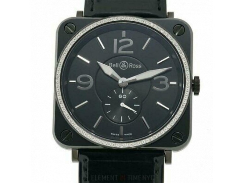 Bell & Ross Br-s BR S 98 Steel 39.0mm  Watch