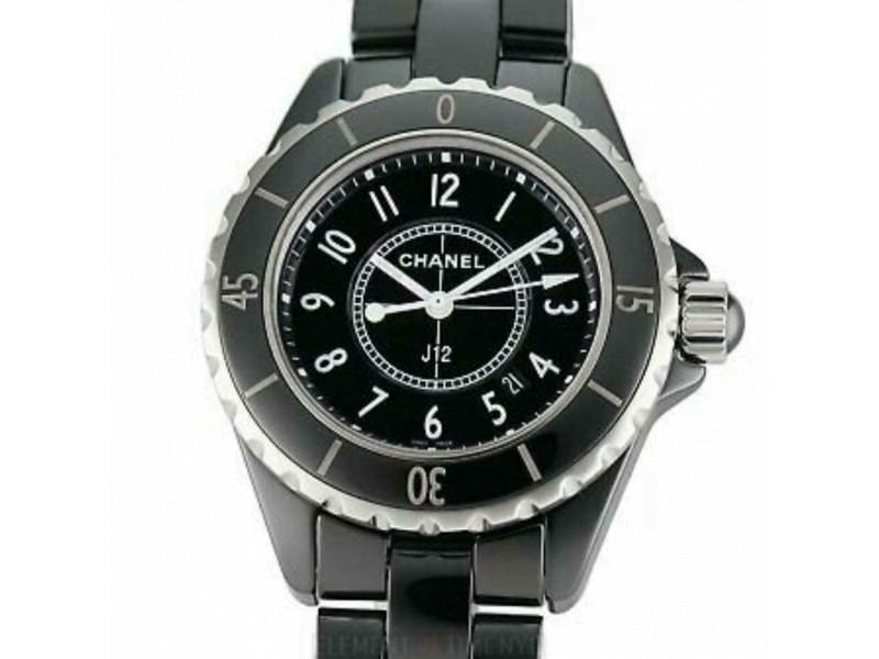 Chanel J12 H0682 Steel 33.0mm  Watch