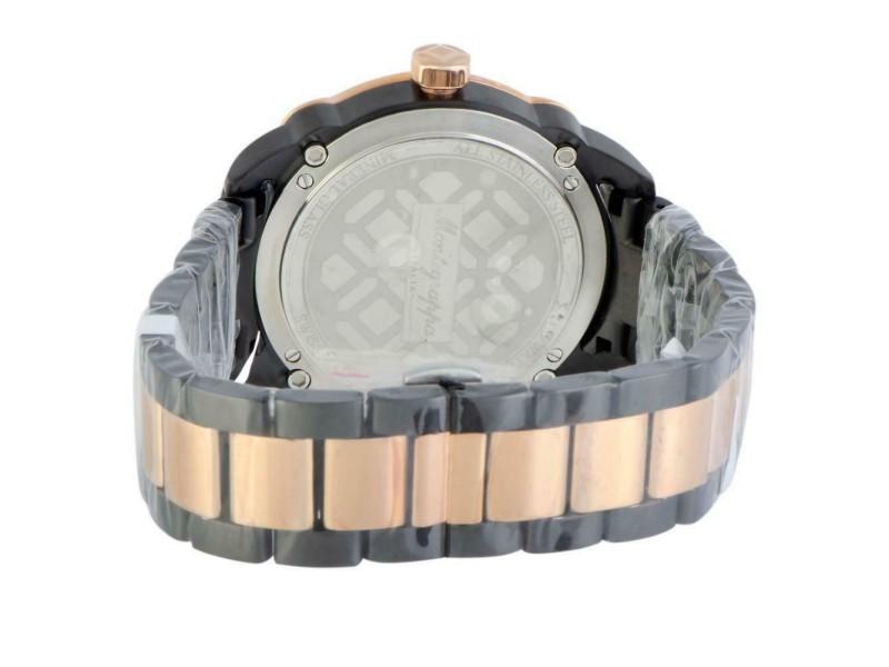 Montegrappa Fortuna IDOMWARL Steel  Watch