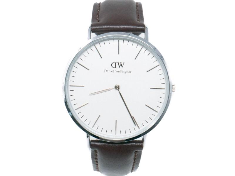 Daniel Wellington Classy Winchester 0207DW Steel  Watch