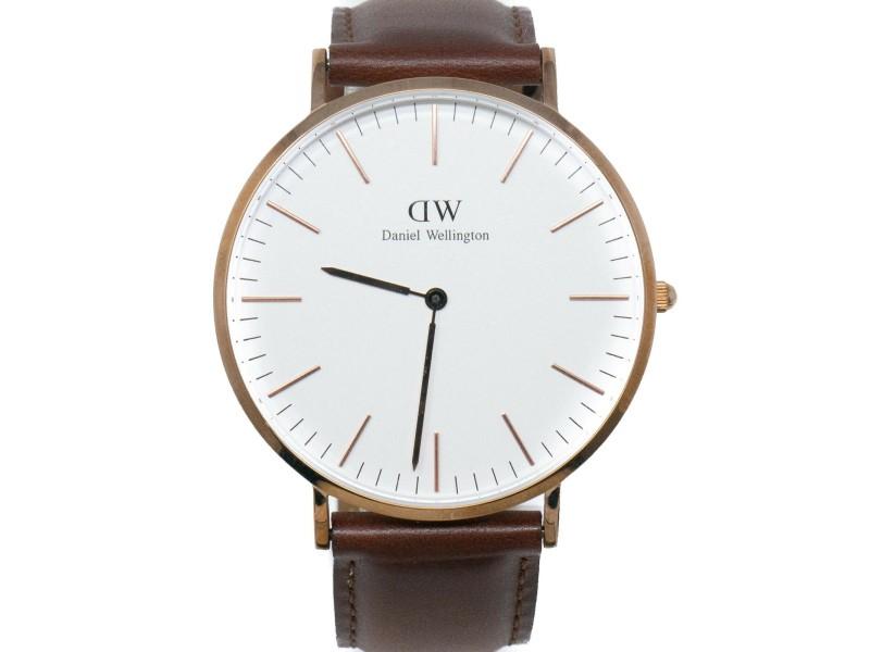 Daniel Wellington St Mawes 0106DW Steel  Watch