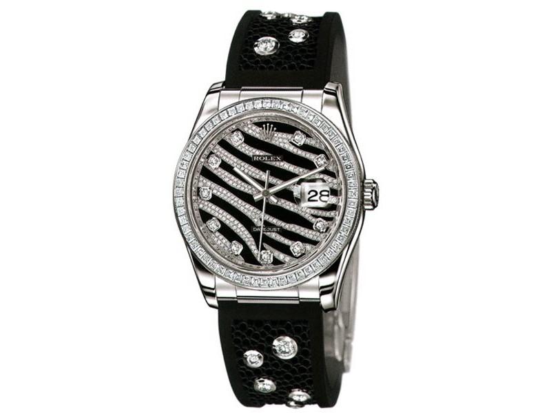 Rolex Datejust 116189BBR 36mm Womens Watch