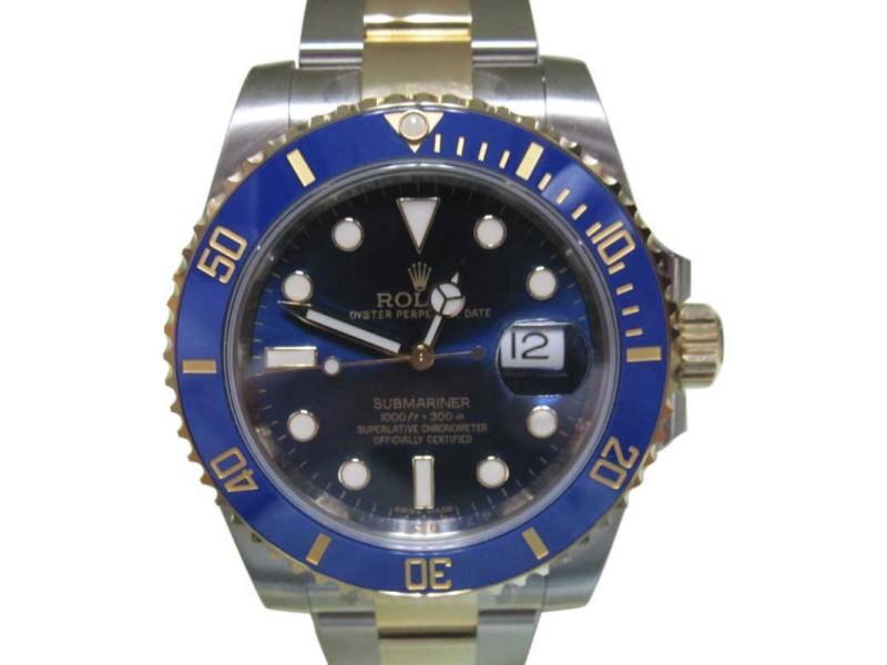 Rolex Submariner 116613 40mm Mens Watch