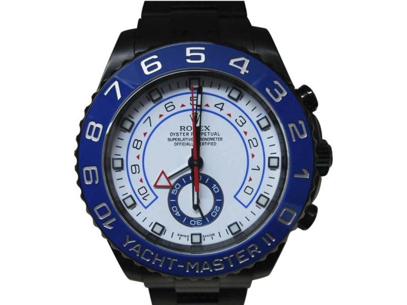 Rolex Yacth Master II 116680 44mm Mens Watch