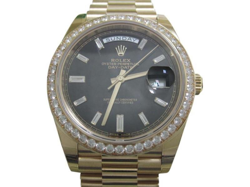 Rolex Day Date 228348 40mm Mens Watch