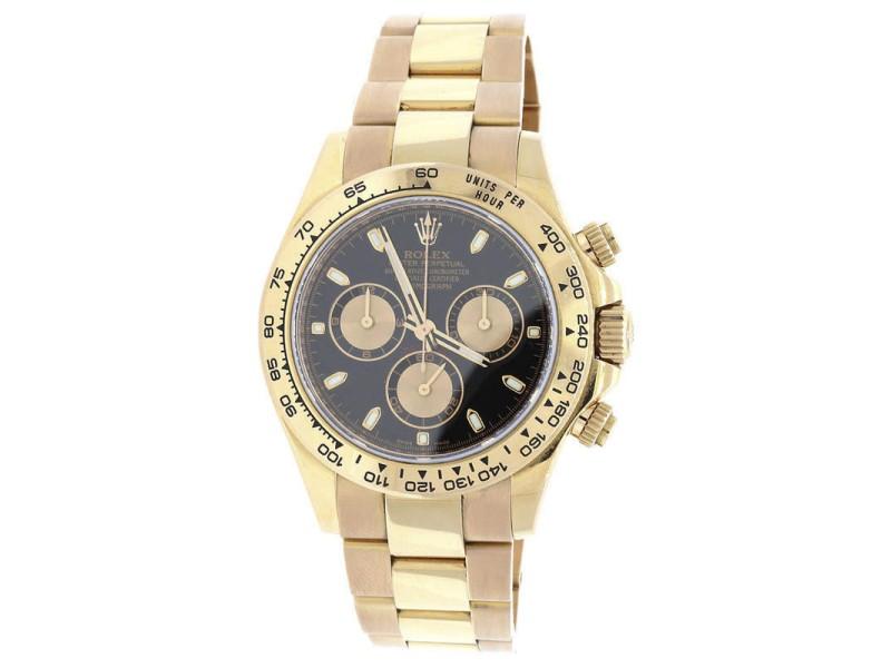 Rolex Daytona 116505 40mm Mens Watch