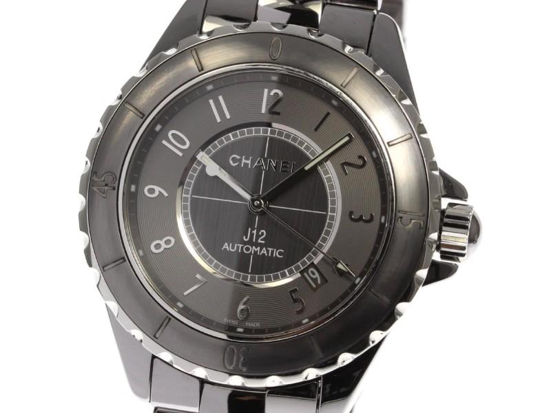 Chanel J12 H2934 41mm Mens Watch