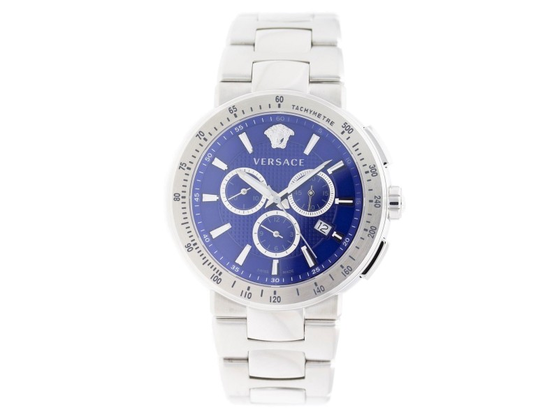 Versace Mystique VFG120015 44mm Mens Watch