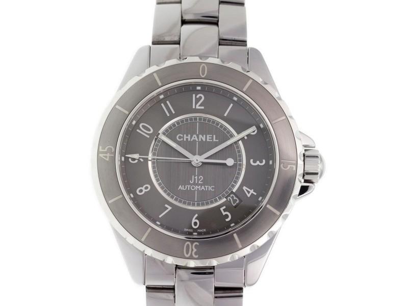 Chanel J12 Chronomatic H2934 38mm Unisex Watch