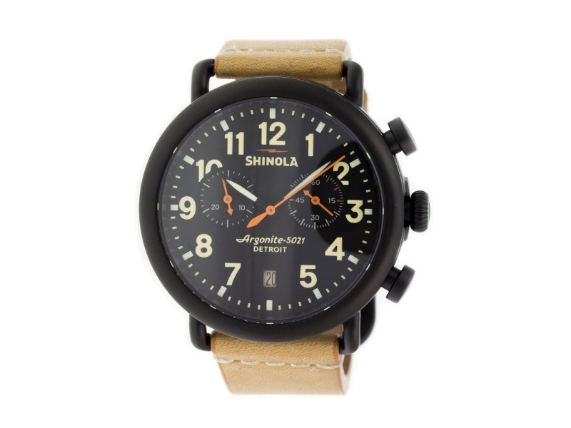 Shinola The Runwell Chrono S0110000096 41mm Mens Watch