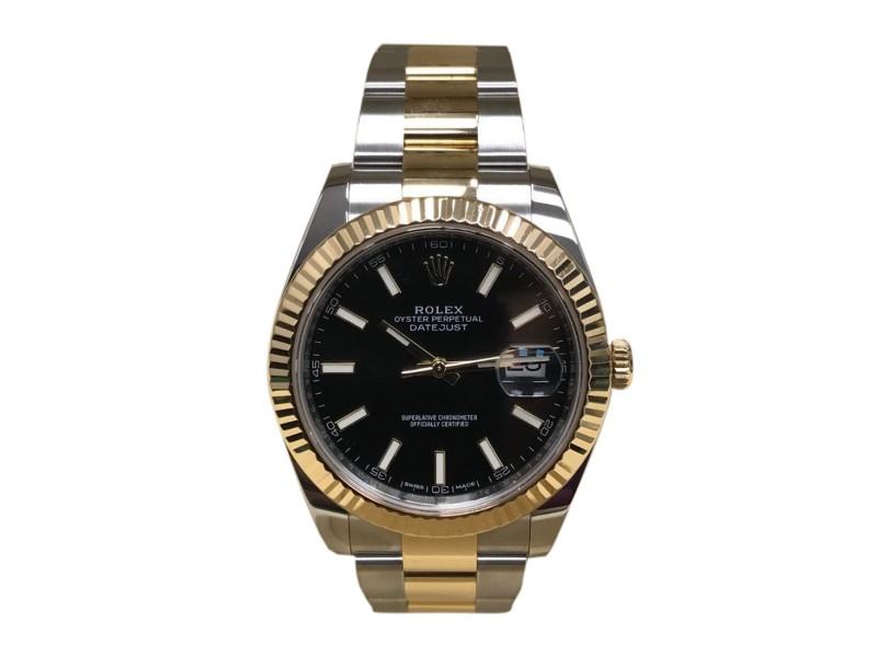Rolex Datejust II 126333 41mm Mens Watch