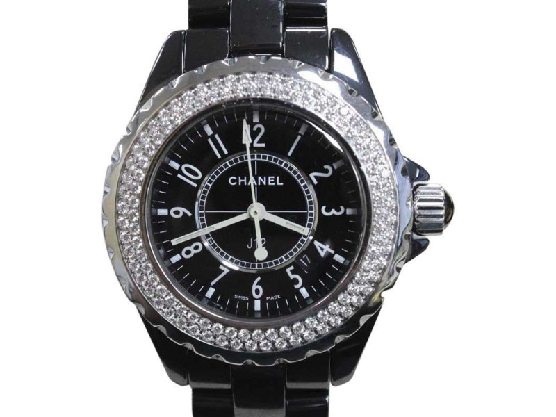 Chanel J12 H0949 33mm Womens Watch