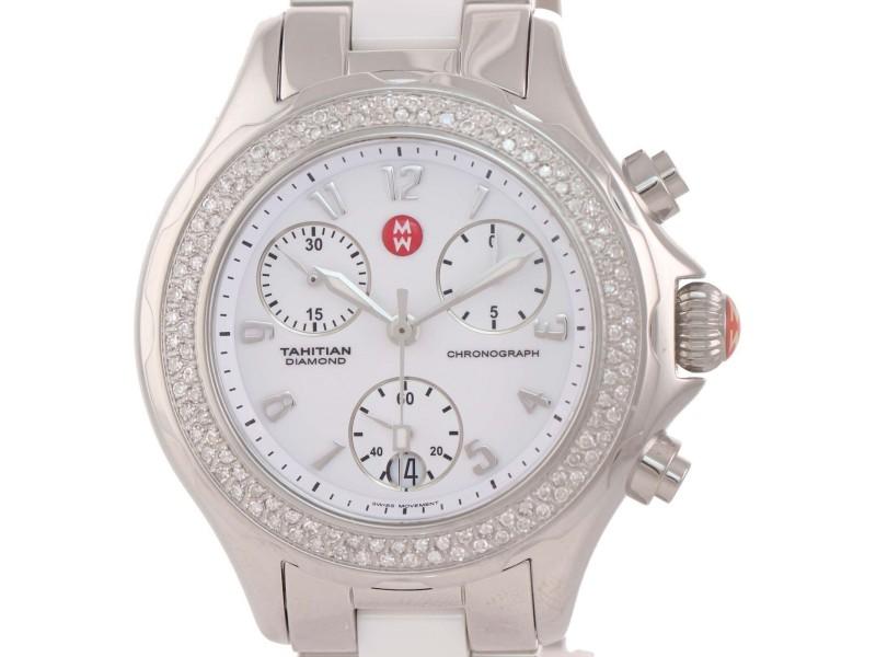 Michele Tahitian MWW12E000001 39mm Womens Watch