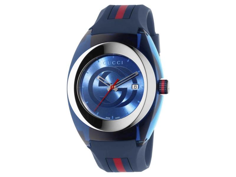 Gucci Sync YA137104 46mm Mens Watch