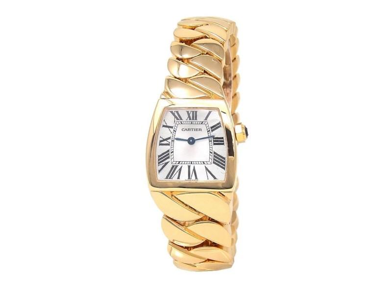 Cartier La Dona W640030I 22mm Womens Watch