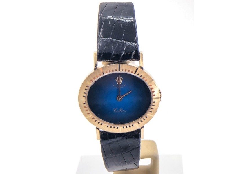 Rolex Cellini 4081 25mm Womens Watch