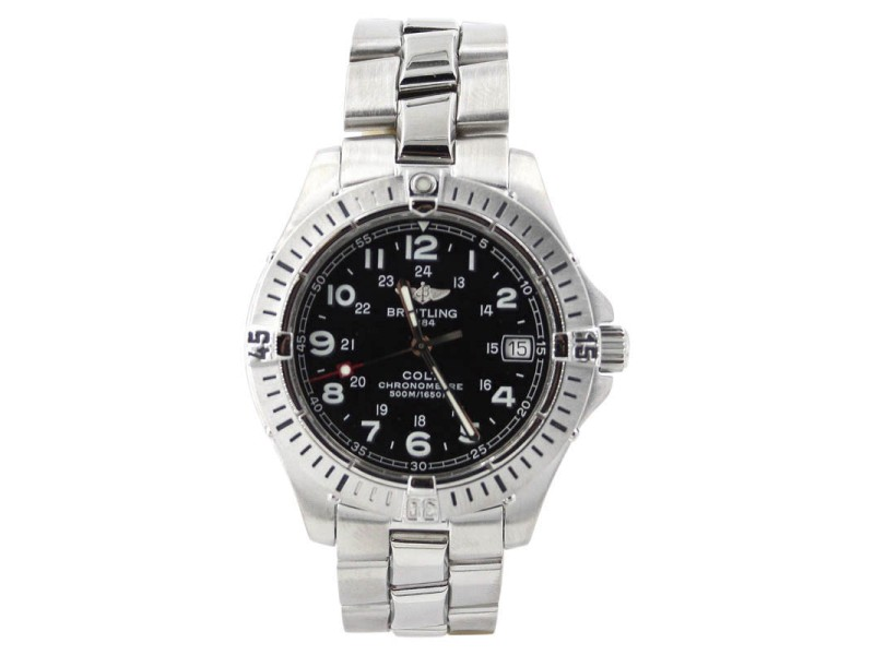 Breitling Colt A74350 37.5mm Mens Watch