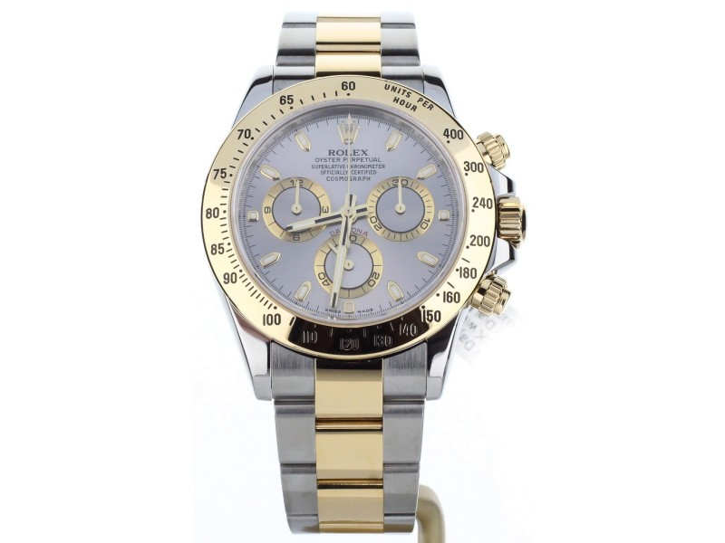 Rolex Daytona 116523 40mm Mens Watch