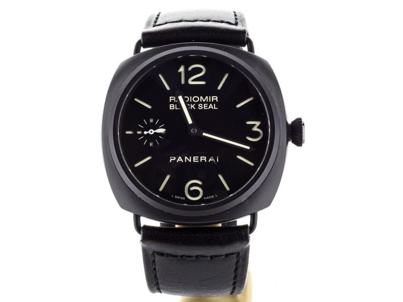 Panerai Radiomir PAM292 45mm Mens Watch