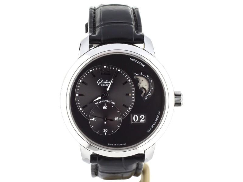 Glashütte Original Panomatic Lunar 1 90-02-43-32-05 40mm Mens Watch