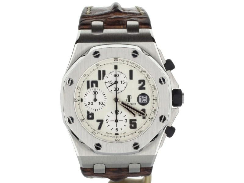 """Audemars Piguet Royal Oak Offshore Chronograph """"Safari"""" 26170ST.OO.D091CR.01"""