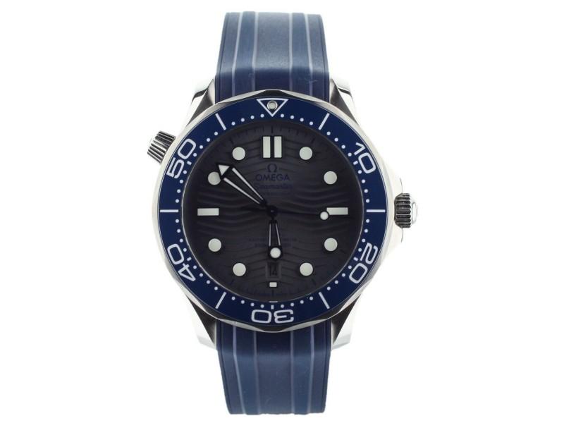 Omega Seamaster Diver 300m  42mm Gray Dial ref  210.32.42.20.06.001 Full Set