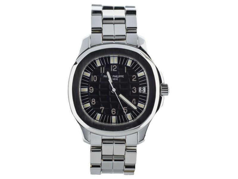 Patek Philippe Aquanaut 38MM Ref:  5065A-001 Complete
