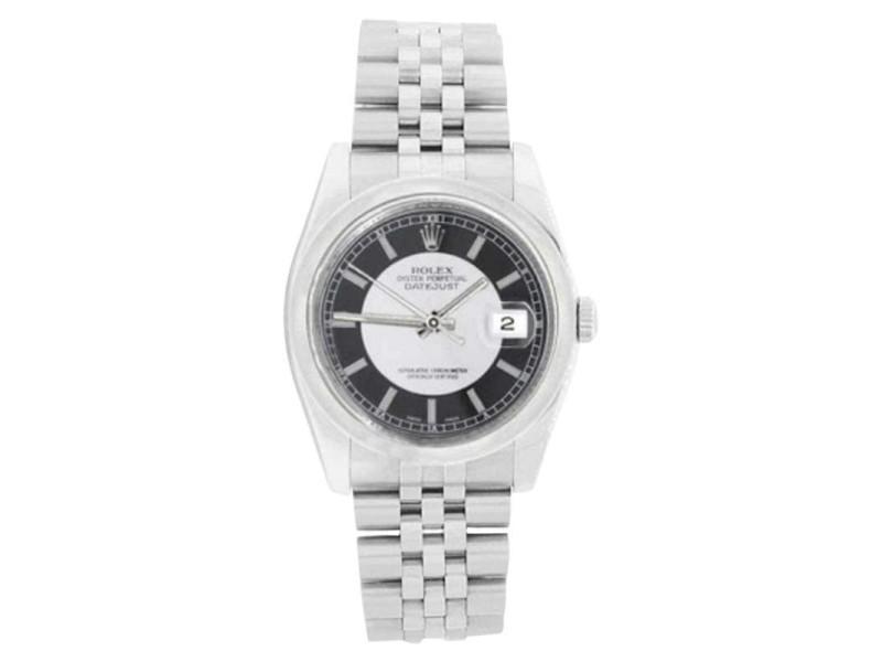 Rolex Datejust 116200 Stainless Steel 36mm Watch