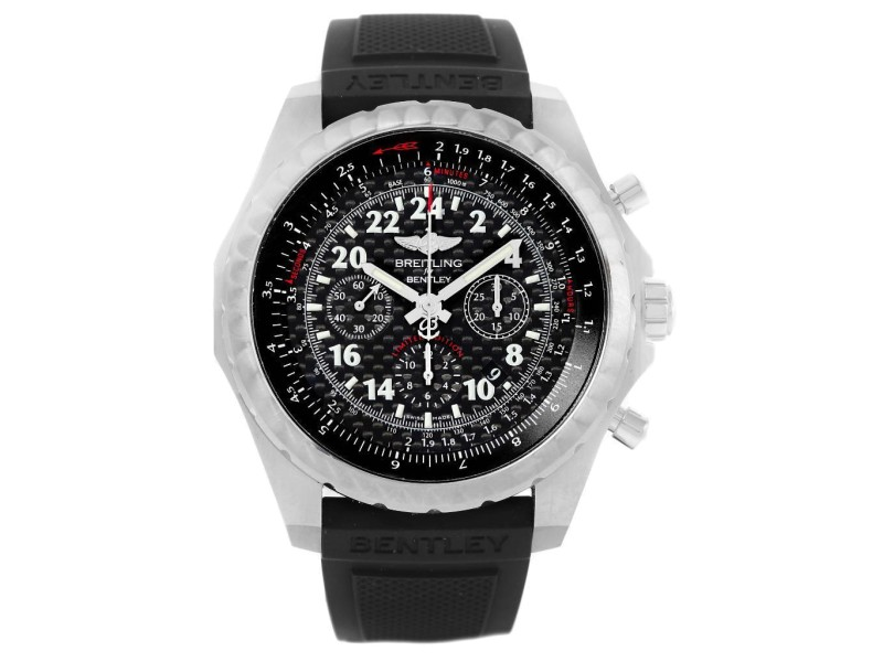 Breitling Bentley 24H AB022022/BC84 Stainless Steel Manual 49mm Mens Watch