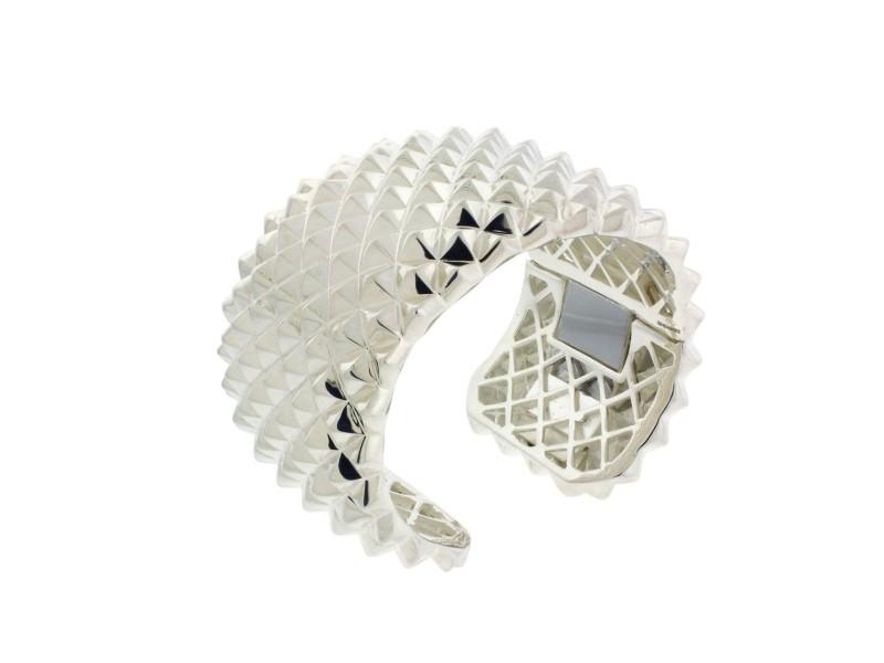 Stephen Webster 925 Sterling Silver Superstud Bangle Bracelet