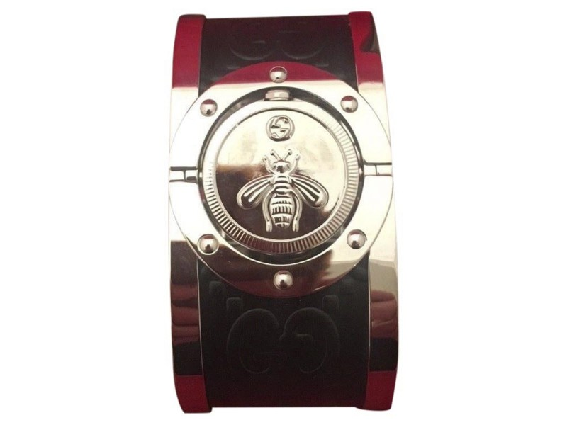 bfa93307a81 Gucci Twirl YA112441 Stainless Steel Womens Watch