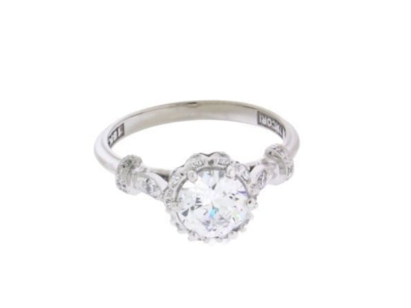 Tacori Diamond Engagement Ring