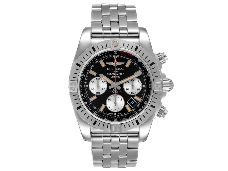 Breitling Chronomat 44 Airbourne 30th Anniversary Watch AB0115 Box Papers