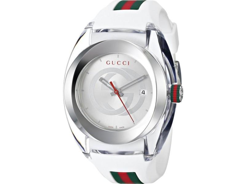 Gucci Sync YA137102 46mm Mens Watch