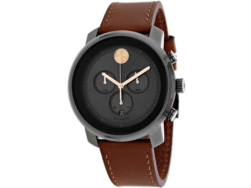 Movado Bold 3600421 45mm Mens Watch