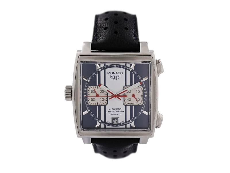 Tag Heuer Monaco  CAW211D.FC6300  Mens Watch