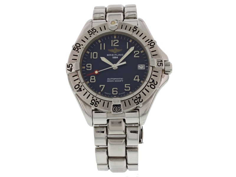 Breitling Colt A17035 Stainless Steel Automatic