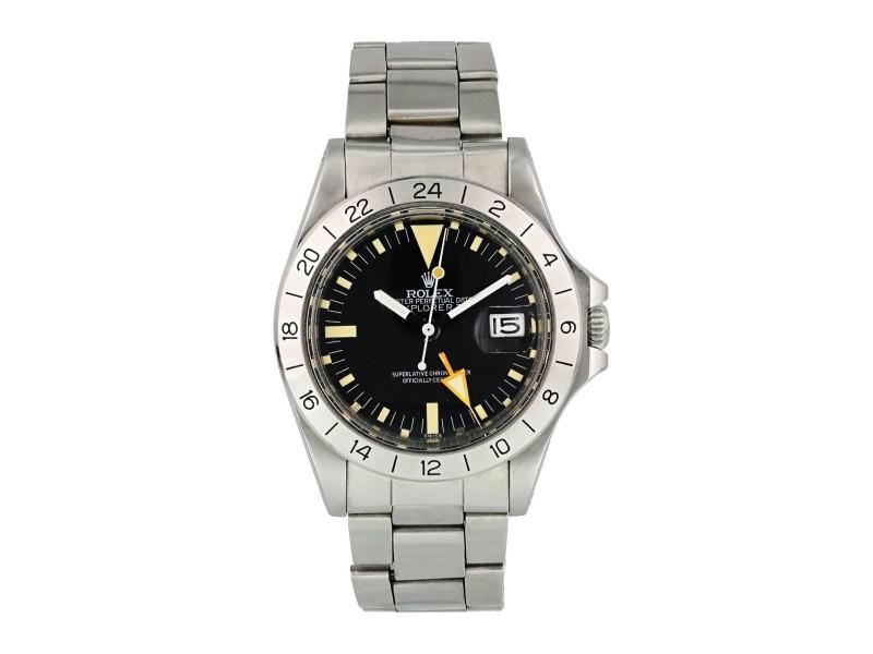 """Rolex Explorer II 1655 """"Steve McQueen"""" Mens Watch"""