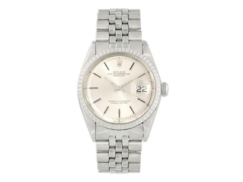 Rolex Datejust 1603 Mens Watch