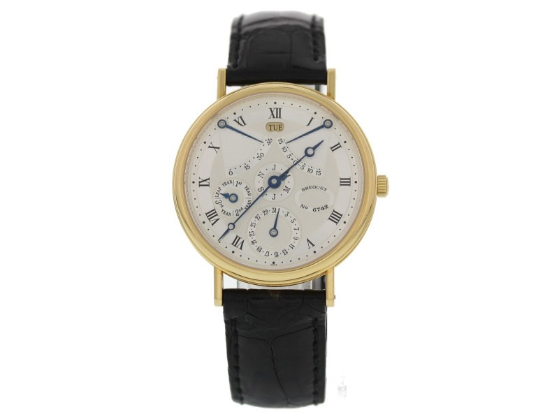 Breguet 3477ba/1e/986 Equation of Time Perpetual Calendar