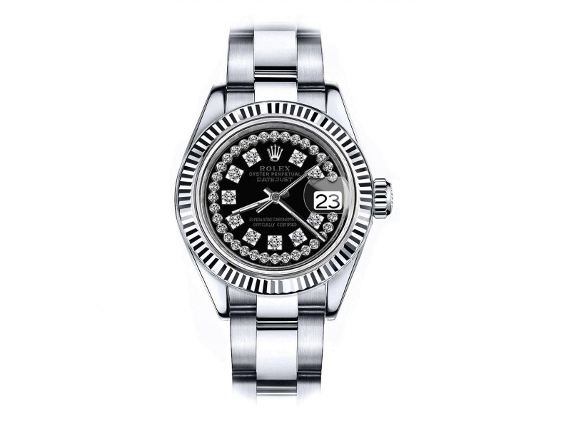 Rolex Datejust 179174 26mm Womens Watch