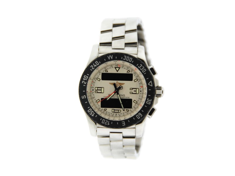 Breitling Airwolf Raven : A7836423/B911 + A80174 Used ...