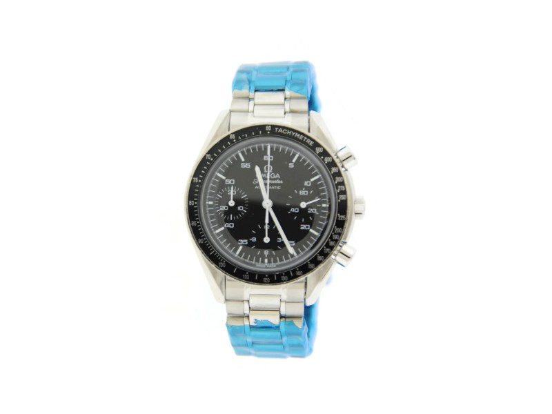 Omega Speedmaster Chronograph Automatic Stainless Steel 39mm Mens Watch