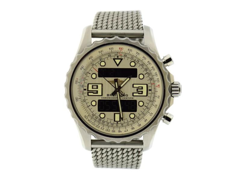 Breitling Chronospace A78365 48mm Mens Watch